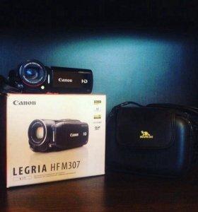 Видеокамера Canon legria HF M307