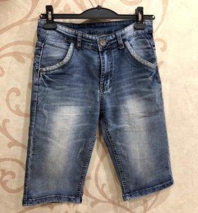 Шорты джинсовые (m) 28-29