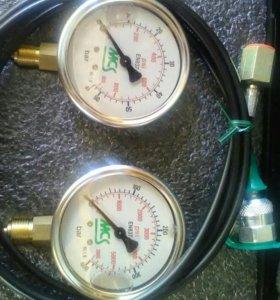 Набор измерения давления гидравлики кр1