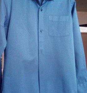 Рубахи школьные 134-140