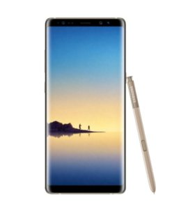 Samsung GALAXY Note 8 64Gb Желтый топаз