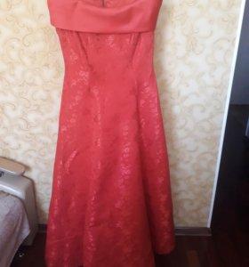Платье размер от 46 до 52
