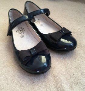 Туфли, 35 почти новые
