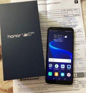 Honor View 10 128/6gb Black