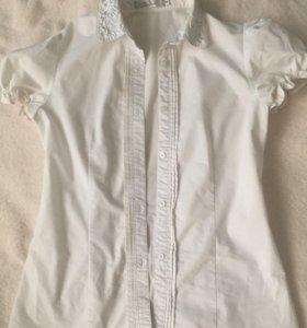 Рубашка блуза школьная форма