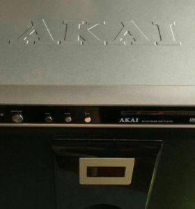 DVD плейер AKAI