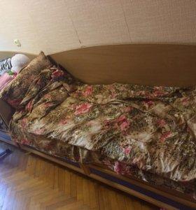 Продам кровати детские 2 шт