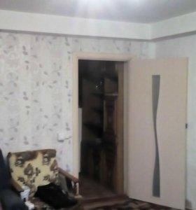 Квартира, 3 комнаты, 43.3 м²