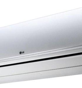 Продам сплит систему LG CS12AWV Ionizer