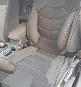 Чехол для сиденья на VW Golf 7
