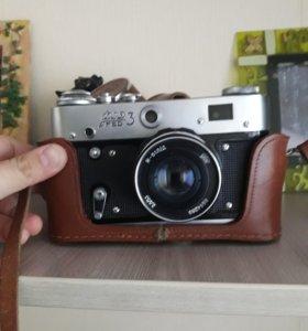 Фотоаппарат Зенит и фэд 3