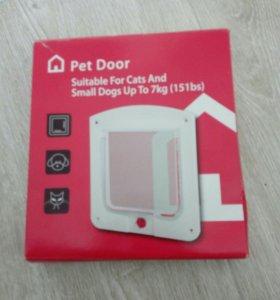 Дверь для кошек и собак