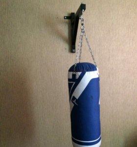 Груша боксерская с крепежом