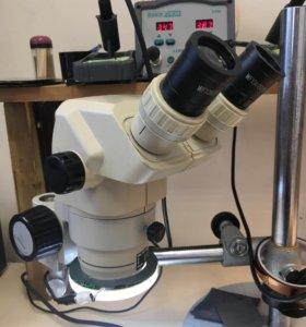 Микроскоп Olympus sz4045t