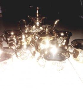Декоративный чайный набор (сервиз)