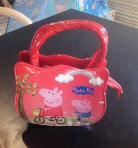 Новые детские сумочки