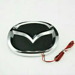 Шильдик с подсветкой Mazda 3bk 6gg
