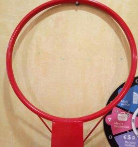 Баскетбольное кольцо(без сетки)