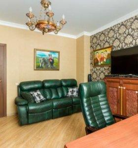 Квартира, 3 комнаты, 103.6 м²