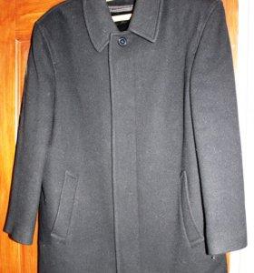 Пальто мужское демисезонное Mr. President чёрное