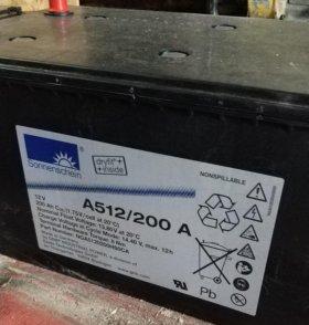 Батарея для солнечныхсистемSonnenschein A512/200A