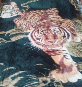 одеялы плюшевые