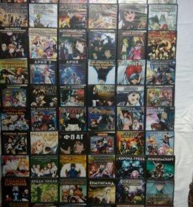 Аниме-сериалы DVD ☺