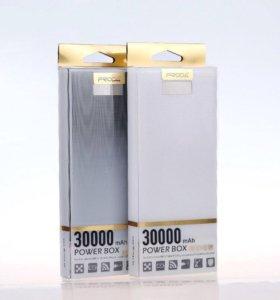 Внешний аккумулятор Proda 30000 mAh