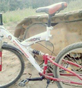 Велосипед. топгаир.