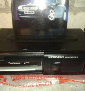 CD чейнджер pioneer CDX P 11 на 6 дисков