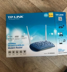 Роутер WiFi tp link