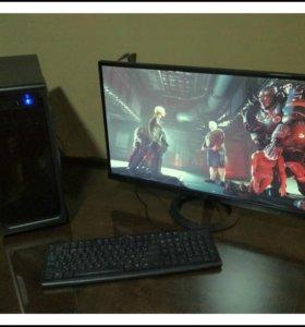 Компьютер (игровой - с 2-мя видеокартами GTX1060)