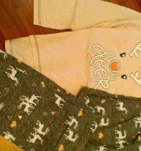 Пижама на рост 146 см
