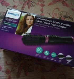Фен-щетка Philips HP8679 StyleCare