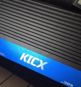 kicx1000ad+УРАЛ молот