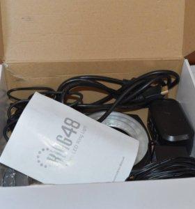 Led осветитель Grifon LED-48 и фотофон