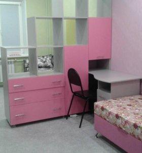 Мебель для детских садов и комнат