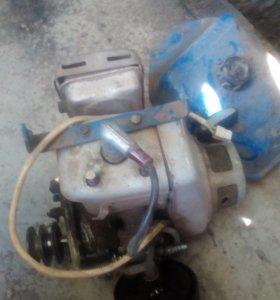 Двигатель от крота