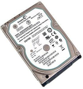 "2.5"" HDD SeagateMomentus 5400.5 ST9160310AS 160 Гб"