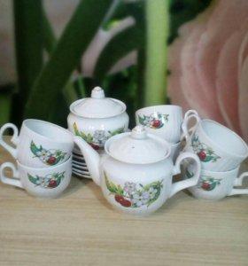 Чайный сервис на 6 персон