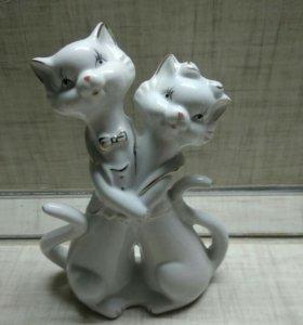 Сувенир. Кот и кошка