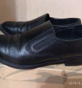 Туфли мужские, размер 35