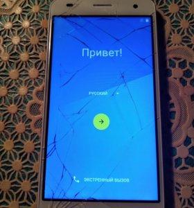 Мобильный телефон FLY на запчасти или в ремонт