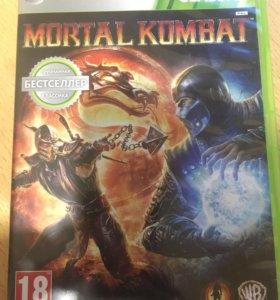Mortal Kombat для xbox360