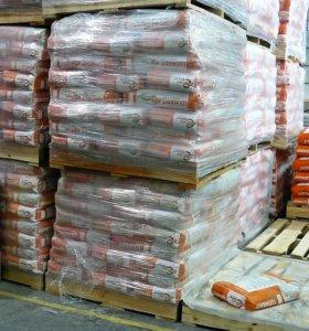 Цемент в мешках М500/М400, сухие смеси оптом