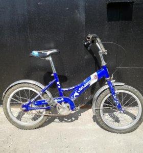 """Велосипед детский novatrack,14"""""""