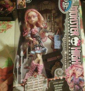 Кукла Monster high Viperin Gorgon