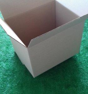 коробки картонные новые