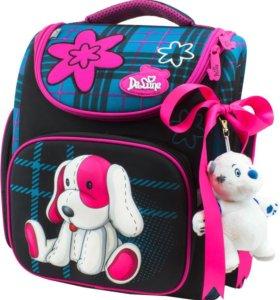 Школьный ранец для девочки 🎓💼🎓🎒🎓