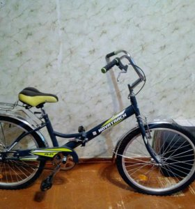 Велосипед NOVATRACK FS-24